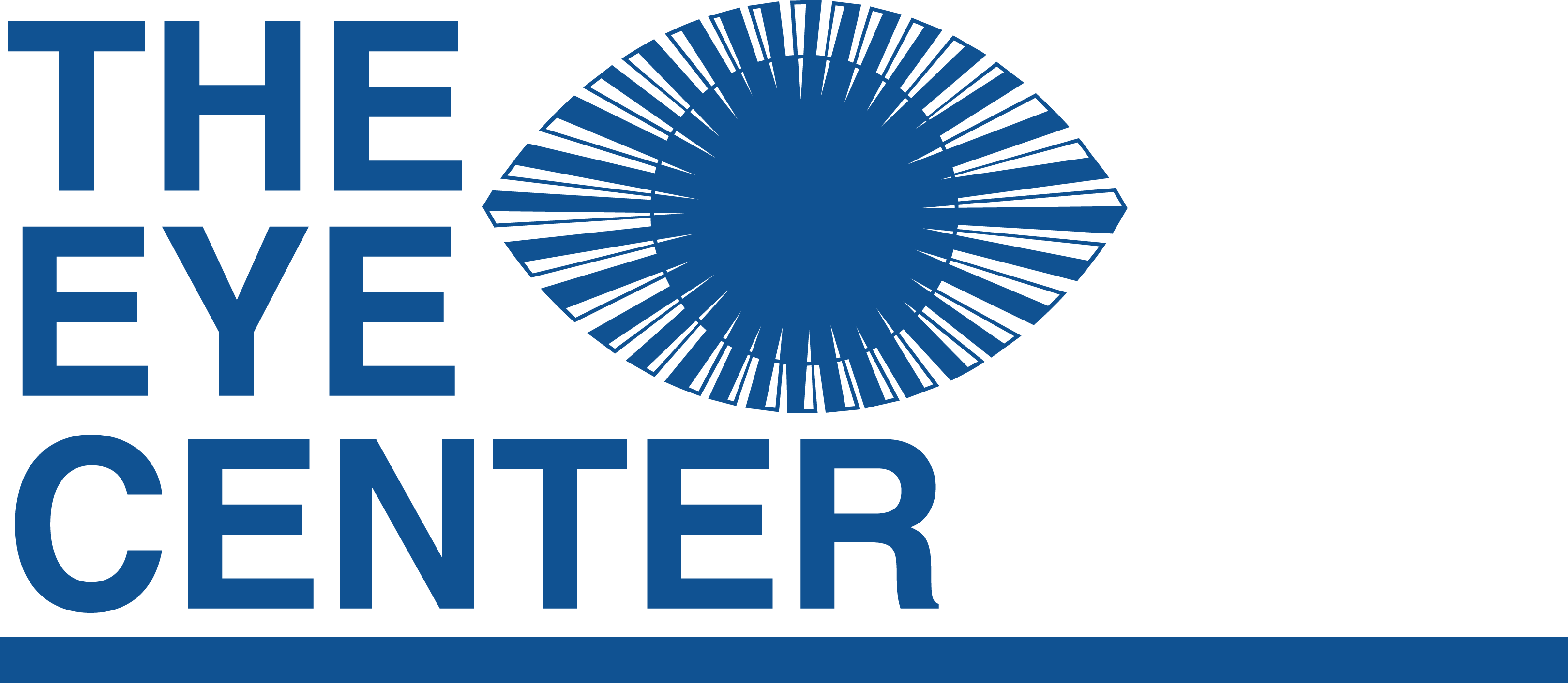 The Eye Center Logo